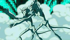Kid Flash, Young Justice, Episode 1 I LOVE this in slow-motion!!¡ :D