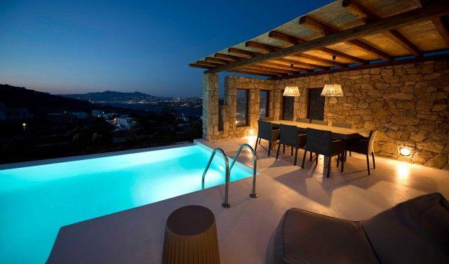 #Mykonos #LuxuryVilla #VacationRental