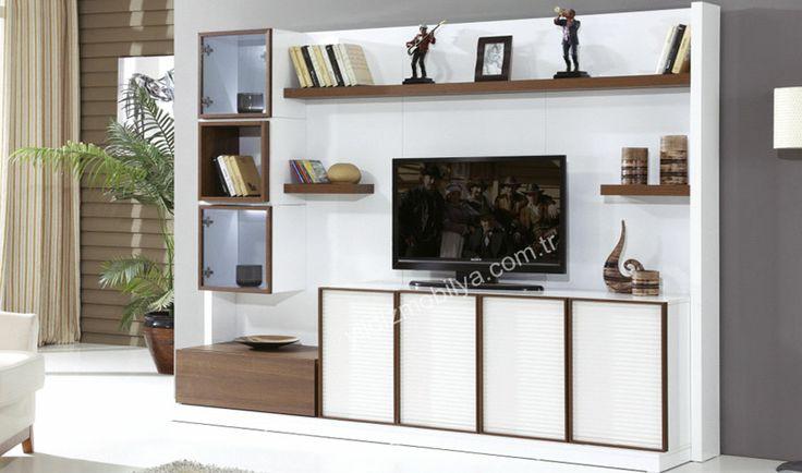 Dizayn Tv Ünitesi dilediğiniz tarzda dekore edebileceğiniz tv ünitesi #kanepe #modern #mobilya #salon #dekorasyon #ev #yildizmobilya  http://www.yildizmobilya.com.tr/