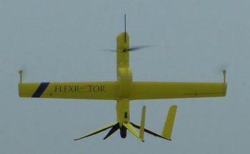 Thirty two hour flight record for Aerovel Flexrotor VTOL