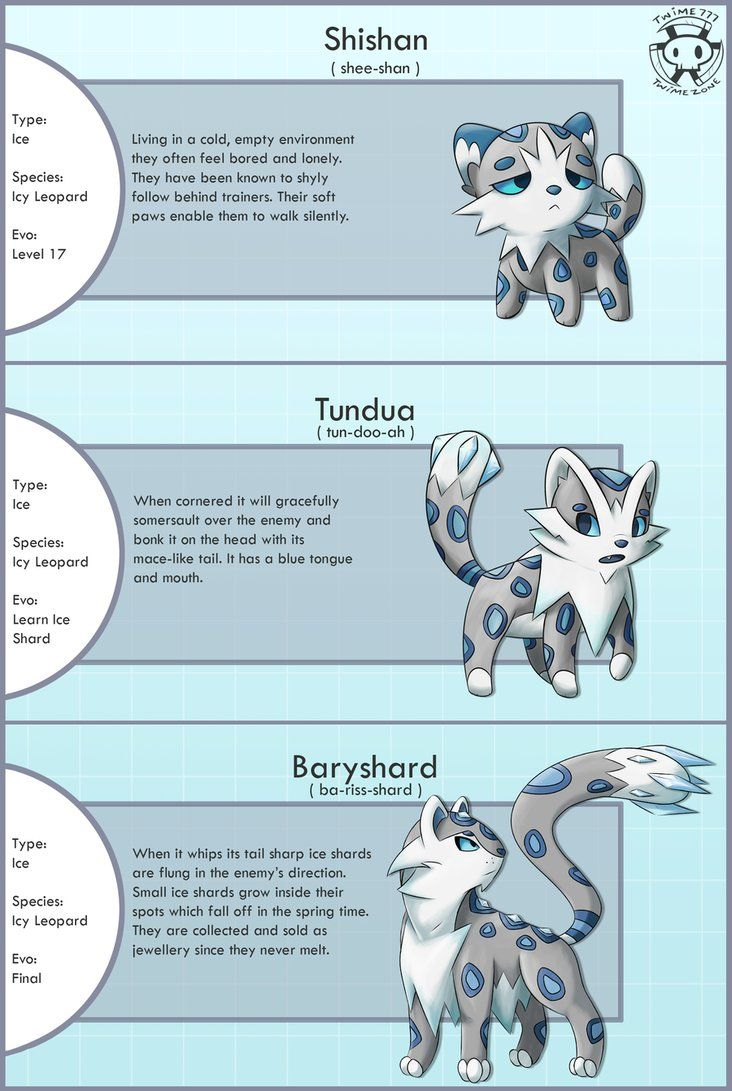 New Snow Leopard Fakemon by Twime777 ... pokemon, made up, snow, leopard, fakemon