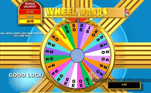 wheel of fortune instant win game