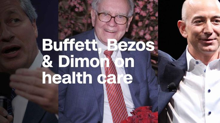 Buffett, Bezos & Dimon try to tackle health care.  31.1. 2018,  www.netkaup.is NCO eCommerce, IoT www.nco.is