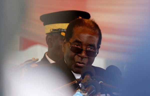 Mugabe vows to stay in power sends warning to Mawarire.  Mugabe vows to stay in power sends warning to Mawarire