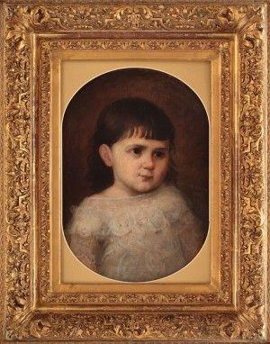 Portret de fetiţă