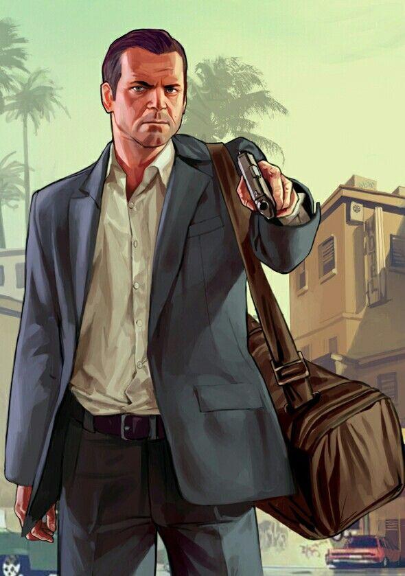 Michael De Santa (GTA V)