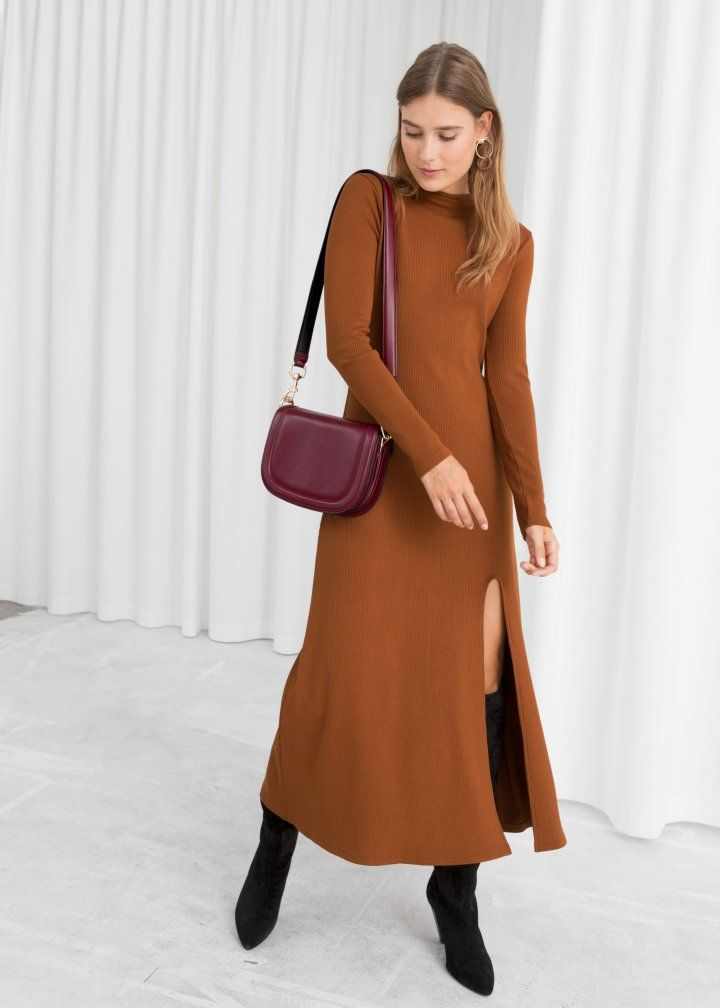 d76f67193b5 16 Sweater Dresses To Beat The Chill In This Winter in 2018 ...