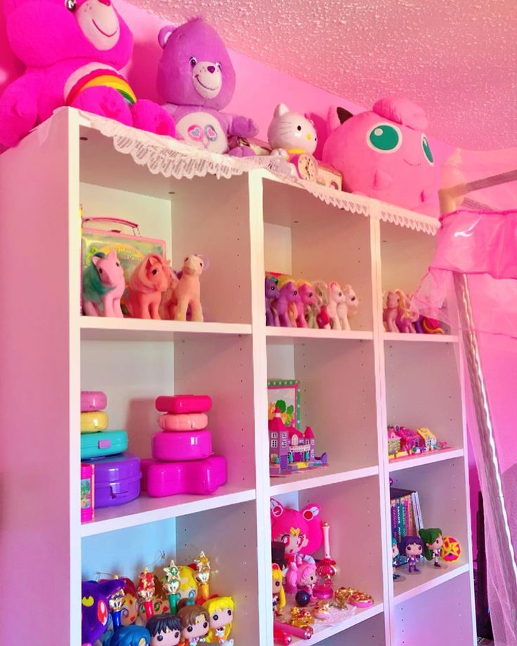 Finally got another shelf in here so I did some spring cleaning and moved some s…