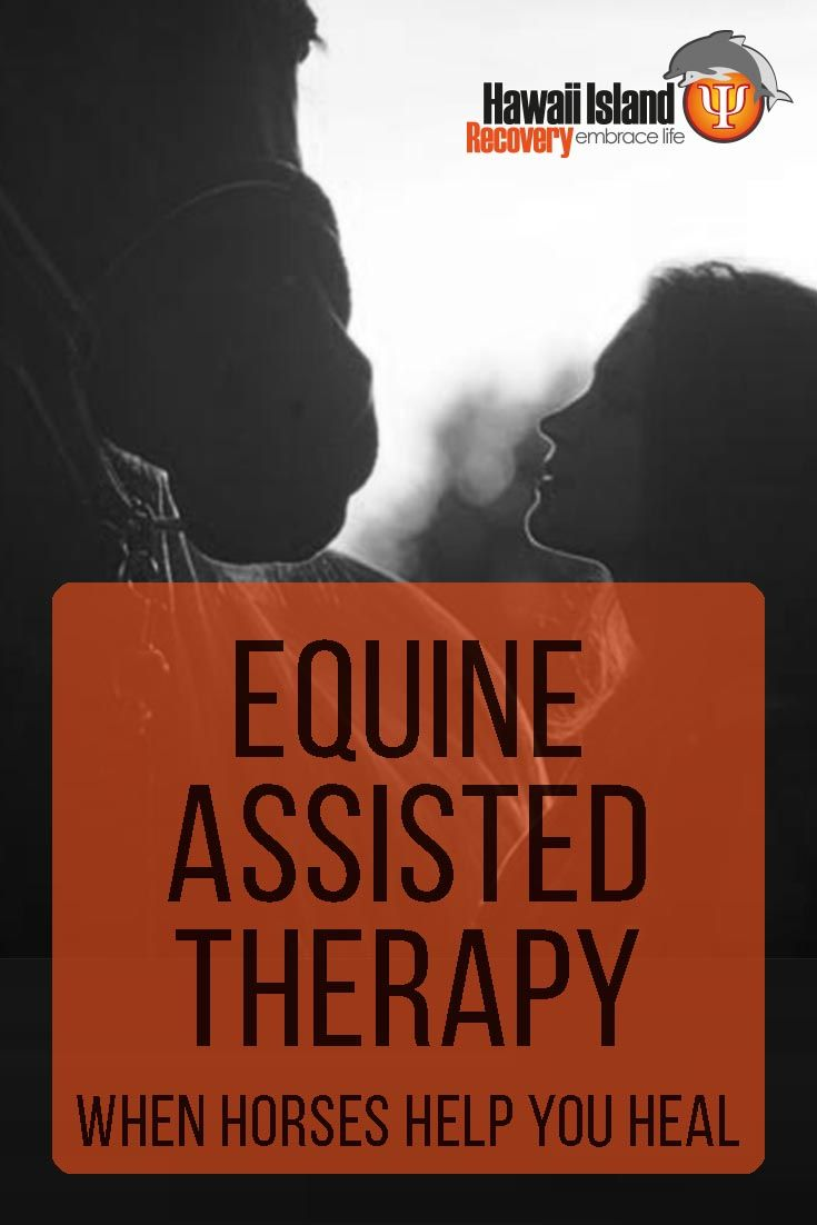 Equine assisted therapy is used to treat a wide variety of mental and physical illnesses. #addiction #recovery #hawaii #horses