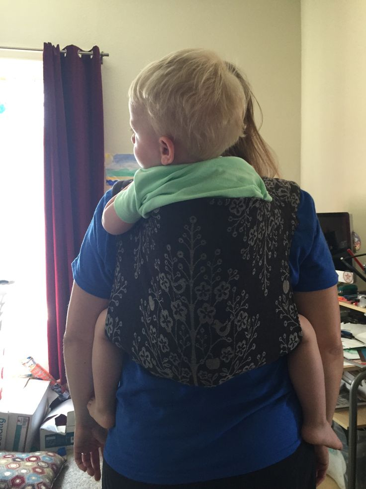 <p>Ah, babywearing. A beautiful world that involves keeping momma and baby close, or just allows a mom to get something done. It has so many benefits, it's hard to list them all! I got into babywearing approximately three months prior to the birth of my now-two-year old son. Since I …</p>