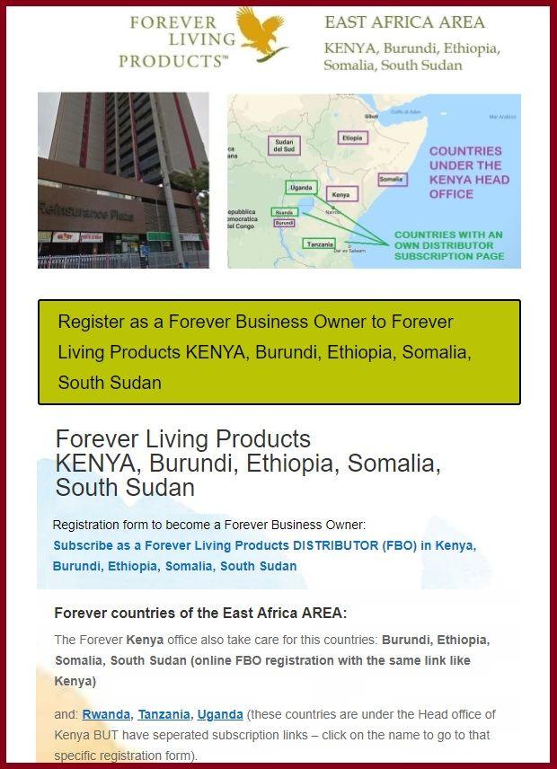 Kenya + Burundi + Ethiopia + Somalia + South Sudan: online