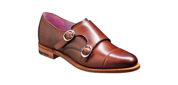 Lucy - Monk Strap - Barker Shoes Ltd - Barker Shoes Ltd - 195 Pounds