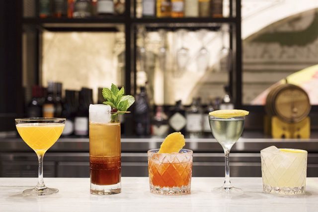 San Diego's Best New Happy Hours - November 2015
