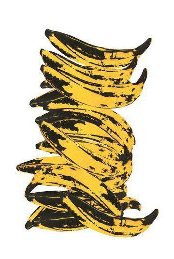 andy warhol pop art banana - photo #8