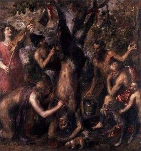 "HISTORIA JEDNEGO OBRAZU: ""Apollo i Marsjasz"" | Sztuka | Dwutygodnik | Dwutygodnik"