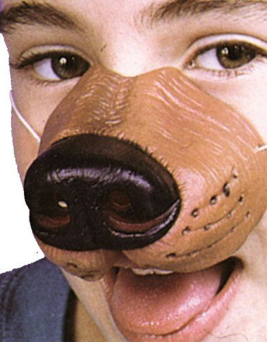 Dog Nose(One Size-As Shown) * Click image to review more details.