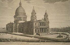 Catedral de San Pablo de Londres - Wikipedia, la enciclopedia libre