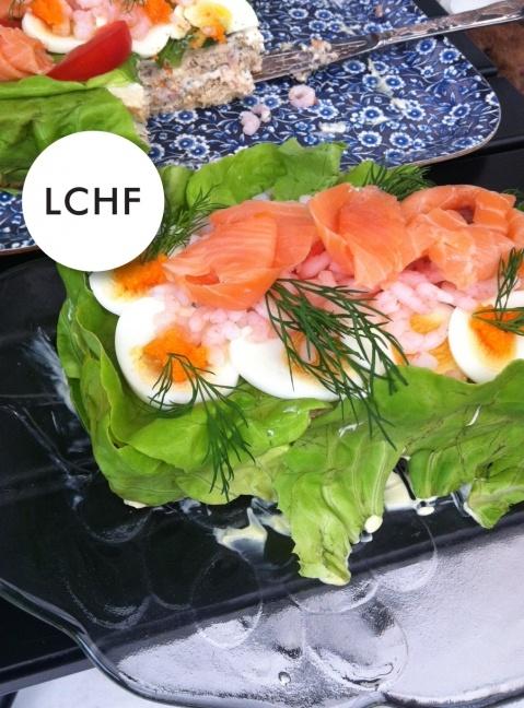 LCHF smörgåstårta