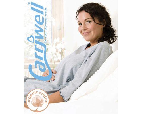 Camisón de Dormir para Lactancia - Carriwell Confortable camisón noche con cómodas aberturas para lactancia, que una vez abiertas no dejan expuestas barriga ni la espalda. Discreto, práctico y cómodo para dar el pecho con una sola mano. Ideal para uso doméstico y hospitalario.  mas Info: http://www.petchibebe.com/shopping/products/142-Camis%C3%B3n/3809-Camis%C3%B3n-de-Dormir-para-Lactancia---Carriwell/
