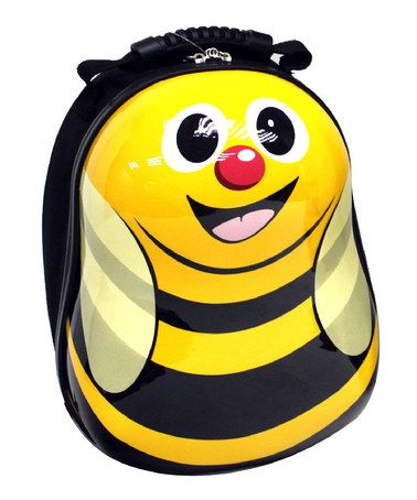 Look what I found on #zulily! Cazbi the Bee Backpack #zulilyfinds