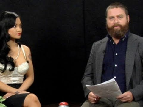 Between Two Ferns with Zach Galifianakis (Zack Galifianakisberg) : Tila Tequila