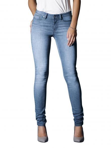 Super Skinny Jeans Soft Blue