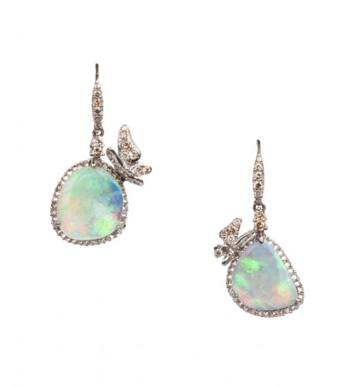590 best images about opals on pinterest brooches black for Hendrickson s fine jewelry