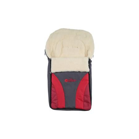 """Womar Конверт зимний """"Crocus"""" №24, 95*50, шерсть, Womar, красный  — 3390р.  Конверт зимний """"Crocus"""" №24, 95*50, шерсть, Womar, красный – мягкая и нежная защита от холода и снега. Внутри конверта мягкий мех, изготовленный из овчины. Этот материал не вызывает аллергии и безопасен для нежной кожи малыша. Верхняя часть непромокаемая, грязеотталкивающая и не продувается. Также ее можно отстегнуть. Сверху есть шнурок, который можно стянуть как капюшон. Конверт подходит к большинству колясок…"""