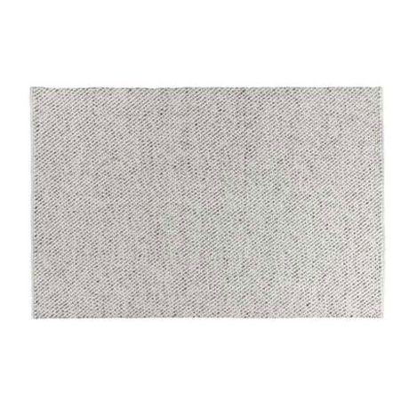 Diagonal Tweed Floor Rug 160x230cm | Freedom Furniture and Homewares