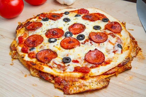 Pizza Pizza Quesadillas (aka Pizzadillas) @Christy Fruits fruits-if ...