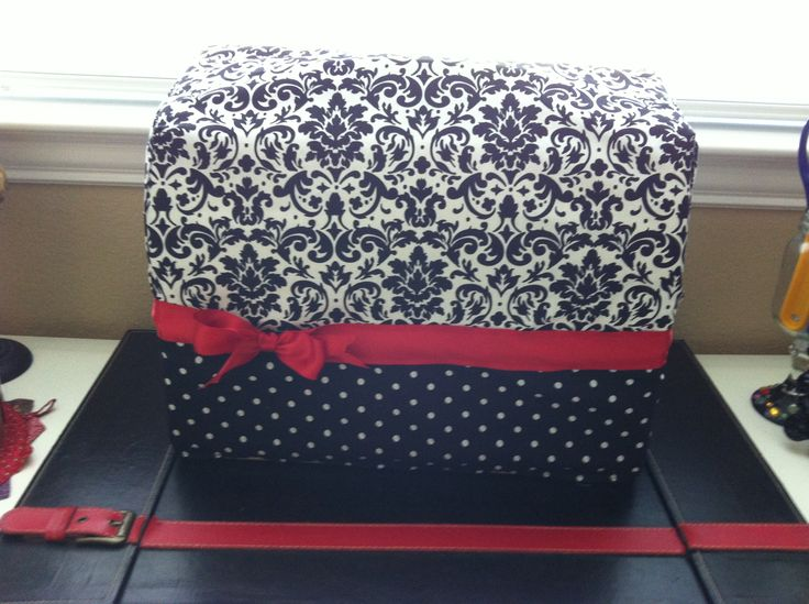 No more ugly sewing machine cover