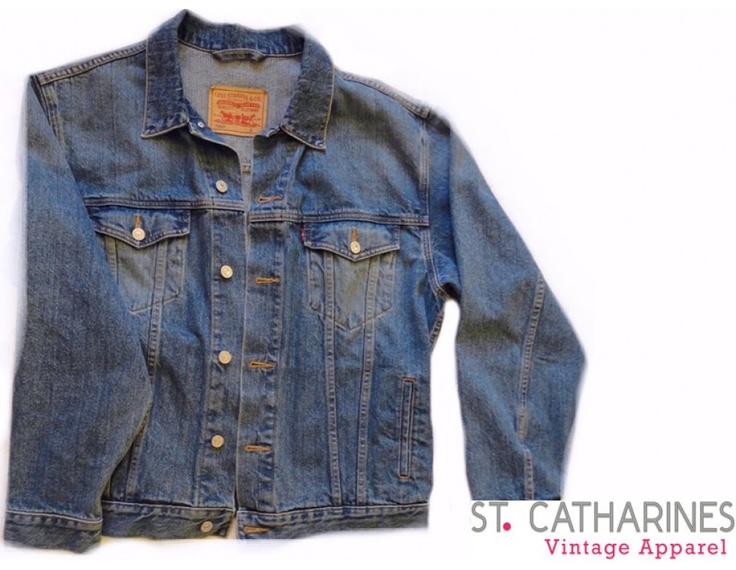 The original & never bettered: Levis Vintage Denim Jacket. Some products stand the test of time; Levi Strauss quality materials make this an iconic addition to any guys wardrobe - $37.50