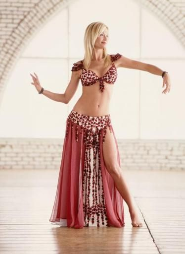 Belly Dancing, is one of the most sensuous dance forms that women can perform in order to portray their emotions... And the right kind of an outfit, will accentuate how she feels even better...