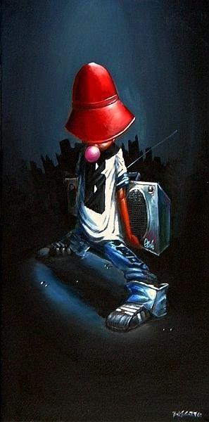B-Boy by Frank Morrison