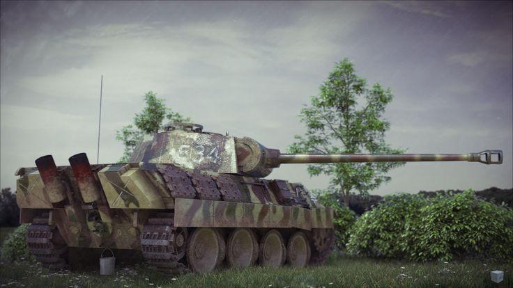 """Pz.kpfw V """"Panther"""""""