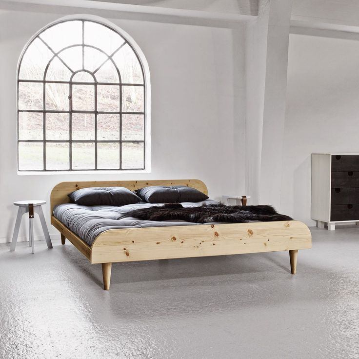 12 best Zona Notte | Letti in legno images on Pinterest | 3/4 beds ...