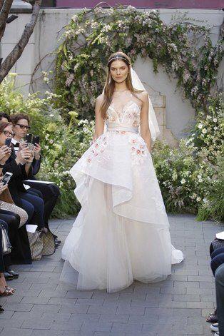 Monique Lhuillier -  Bridal Spring 2017