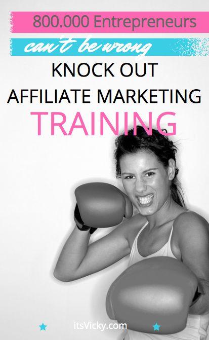 Affiliate Marketing Training - 800.000+ Entrepreneurs Has already Joined... Will You? #affiliatemarketing