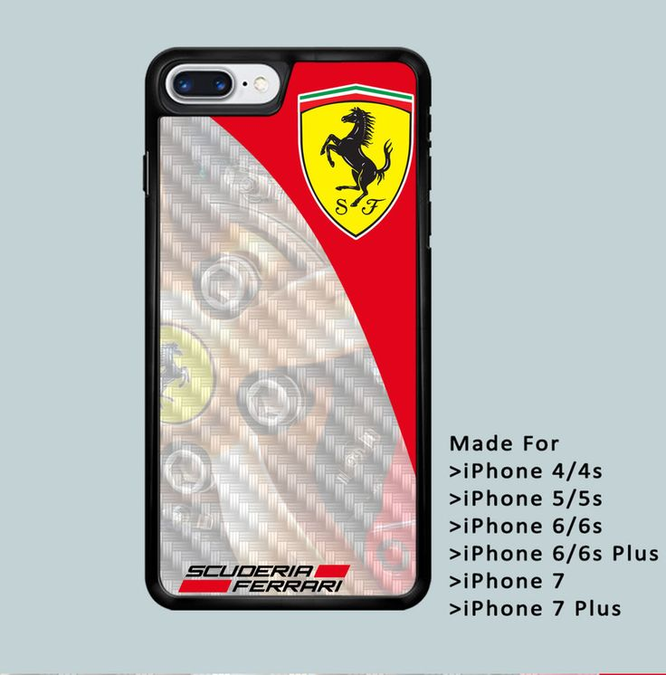 Ferrari scuderia racing logo Series Print On Hard Plastic Cover Skin Case iPhone #UnbrandedGeneric #Modern #Cheap #New #Best #Seller #Design #Custom #Gift #Birthday #Anniversary #Friend #Graduation #Family #Hot #Limited #Elegant #Luxury #Sport #Special #Hot #Rare #Cool #Top #Famous #Case #Cover #iPhone