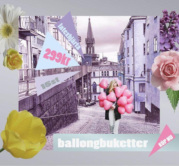 Just nu kan du blåsa upp ballongbukett och överraska någon du älskar.  #yippostockholm #helium #vasastan #ballonger #folieballong #love #heart #hjärta #rosa #fest #valentine #allahjartansdag #valentinsday #valentineday #kärlek #girlfriend #tjej #flickvän #pojkvän #killar #stockholmcity #sverige #södermalm #vår by yippostockholm
