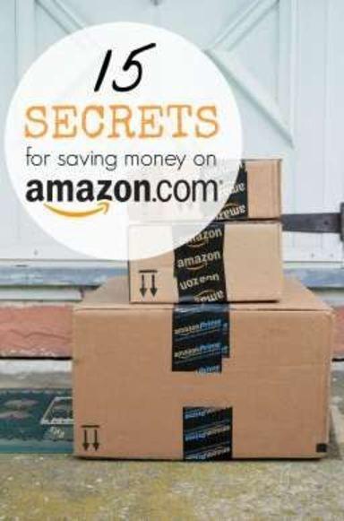 How to Save the Most Money on Amazon! 15 Money Saving Secrets on Amazon.com!
