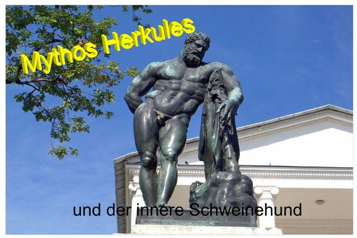 Bildquelle: Barni1/ https://pixabay.com/de/statue-herkules-kunstwerk-nackt-658512/   Fantasy und Märchen begeistern die Menschen immer wieder. Herkules, dieser Supermann des Altertums, hat insgesamt zwölf Aufgaben heldenhaft gemeistert. Aber er ist nur eine Fiktion, ein Symbol. Für was? Mehr Text >> s. Webseite unten.