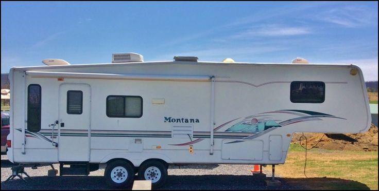 Montana Fifth Wheels for Sale
