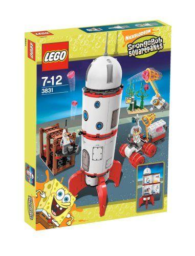 Lego - 3831 - DUPLO Play Themes - Jeux de construction - Voyage en fusée - http://www.rekomande.com/lego-3831-duplo-play-themes-jeux-de-construction-voyage-en-fusae/