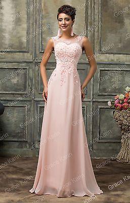 32-54 longue Robe de soirée parti demoiselle d'honneur Cocktail robe de mariée