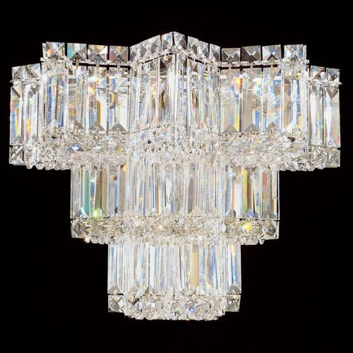Custom Lighting has a huge range of exclusive crystal wall and ceiling lights, sourced from some of the most prestigious design houses from around the world. As authorised lighting partners of world class crystal merchants, Schonbek and Swarovski, you'll be assured heirloom quality crystal and expert knowledge. Lavish crystal, elegant traditional, cutting-edge modern or something completely unique, there is a light to compliment every project. Our huge showroom and design department is based…