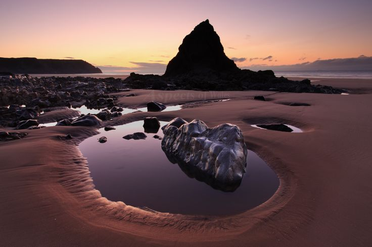 Bendrick Rock, Three Cliffs Bay