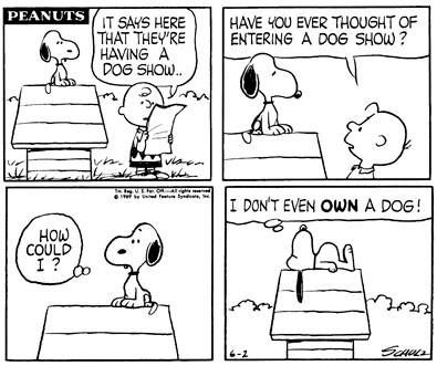otis comic strip dog