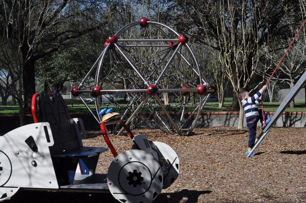 Highlands Park in Sugar Land - Houston Parks Weeks: A New Day... A New Houston Area Park!