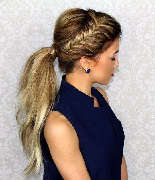 day hair styles 25 best ideas about fishbone braid on fish 7161